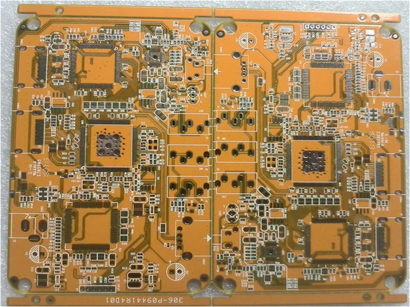双面控制板1-2
