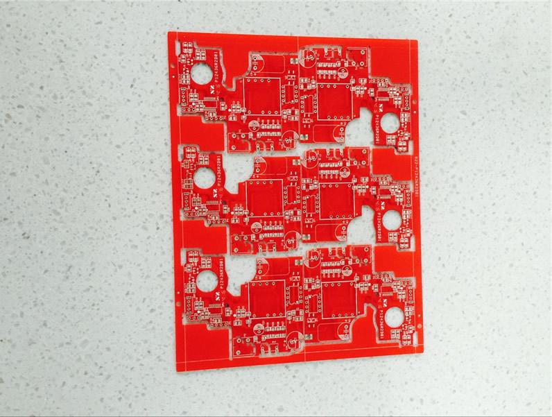 四层红油电表板