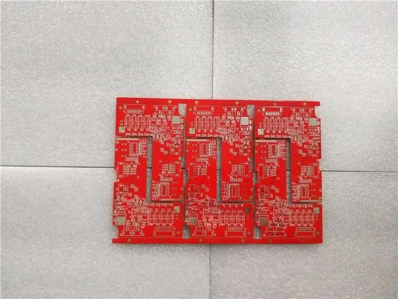 四层喷锡电表板